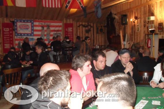 Piranha-Poker Turnier am Samstag, den 8. Mai 2010 im Country & Westernsaloon Kupfermine (Ab 18 Uhr Qualitische)